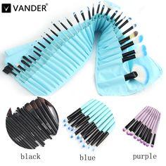 $9.47 (Buy here: https://alitems.com/g/1e8d114494ebda23ff8b16525dc3e8/?i=5&ulp=https%3A%2F%2Fwww.aliexpress.com%2Fitem%2F32pcs-makeup-brush-set-professional-Make-up-Eyeshadow-Lip-Brushes-tool-Toiletry-Kit-Make-Up-Brush%2F32719336743.html ) 32pcs makeup brush set professional Make-up Eyeshadow Lip Brushes tool Toiletry Kit Make Up Brush Set pincel maleta de maquiagem for just $9.47