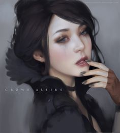 Crowe Altius by LASAHIDO on DeviantArt