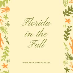 Florida in the Fall - Ultimate Homeschool Podcast Network Local Festivals, Apple Cake Recipes, Corn Maze, Time Of The Year, Fall Recipes, Parks, Homeschool, Florida, Seasons