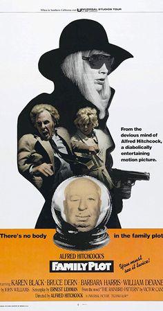 Family Plot  - 1976