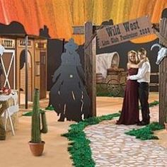 A Night in the Old West