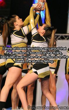 Been on both ends, both are hard. Physically basing is harder, but mentally and emotionally flyer is harder.