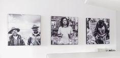 Akustik-Wandbilder der Sonderedition by Ricardo González.