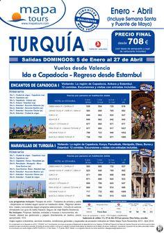 Turquia Encantos de Capadocia I TI desde Valencia **Precio Final desde 708** ultimo minuto - http://zocotours.com/turquia-encantos-de-capadocia-i-ti-desde-valencia-precio-final-desde-708-ultimo-minuto-2/