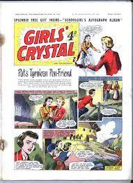Girls' Crystal and School Friend!