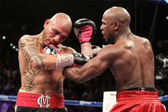 how much will floyd mayweather make against cotto