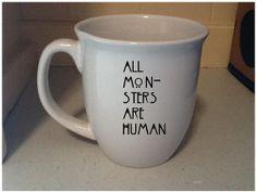American Horror Story Coffee Mug by GandRCreations1 on Etsy, $4.99