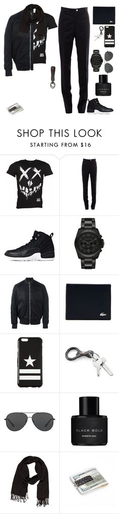 """""""Your own"""" by gb041112 ❤ liked on Polyvore featuring Thom Browne, Michael Kors, PS Paul Smith, Lacoste, Givenchy, Kenneth Cole, Gucci, Royce Leather, Tod's and men's fashion"""