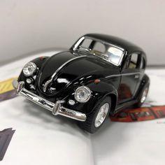 VW Beetle Herbie Love Bug Rempli Coussin Zip Homme Gris