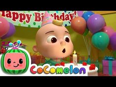 m lññ ) Birthday Song Advance Happy Birthday Wishes, Happy Birthday Video, Happy Birthday Baby, Happy 1st Birthdays, Surprise Birthday, Birthday Greetings, Birthday Rhymes, 2nd Birthday Party Themes, Birthday Songs