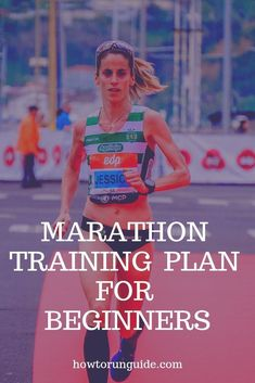 The ultimate marathon training plan for beginners who want to run their first marathon (but aren't sure what to expect). country running marathons training World tips running equipment accessories Marathon Training Plan Beginner, Marathon Plan, Dance Marathon, Marathon Tips, First Marathon, Half Marathon Training, Ultra Marathon, Boston Marathon, Train For Marathon