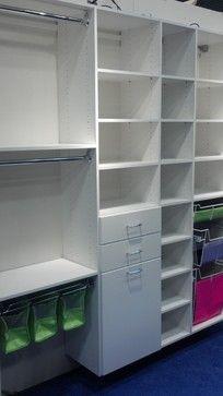 Kids Closets - traditional - closet - cincinnati - Distinctive Closets