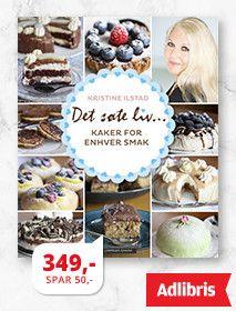 kaker for enhver smak White Chocolate Cheesecake, Scones, Granola, Cake Pops, Muffins, Snacks, Baking, Breakfast, Recipes