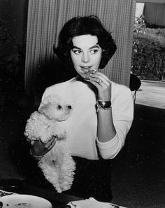 Actress Natalie Wood (1938-1981), date unknown.