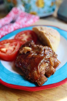 Fall-Off-the-Bone Slow Cooker Glazed Ribs | The Pioneer Woman