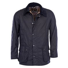 Barbour Ashby Jacket in navy from Best In The Country - Premier Retailers of Fine Countrywear & Country Clothing. The Ashby Jacket is based on the Bedale shape but with a twist. Barbour Ashby, Barbour Mens, Country Boots, Country Outfits, Mens Wax Jackets, Men's Jackets, Carhartt Jeans, Latest Mens Fashion
