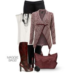 WorkWear Fall 2013, created by maggiebags on Polyvore