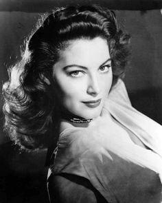 Ava Lavinia Gardner (Brogden,Carolina del Norte,24 de diciembrede1922-Londres,25 de enerode1990).