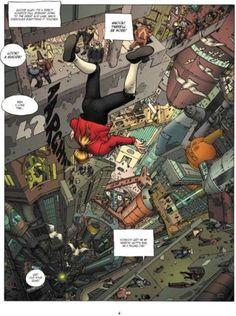 [Megapost] ¿Conoces a Moebius? (Jean Giraud):