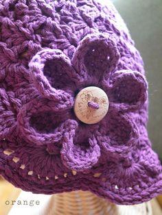 crochet hat * for kids
