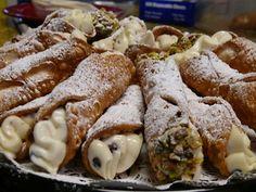 Nana Rosa Italian Food Hendersonville, TN- Cannoli