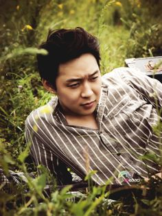 Yoochun for JYJ Magazine No. 4 ❤️ JYJ Hearts