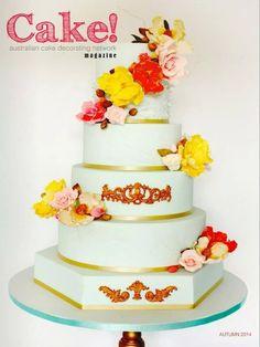 U big cake