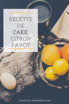 Idéal pour le Teatime ! Ce gâteau moelleux et citronné accompagne à merveille un thé Earl Grey pour un afternoon tea chic et gourmand.