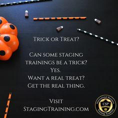 CSP International™ Staging Training Academy provides the leading real estate, accredited home staging certification & staging courses in the world. Intensive Training, Training Academy, Real Estate Broker, Home Staging, 20 Years, Trick Or Treat, Teaching, Business, Image