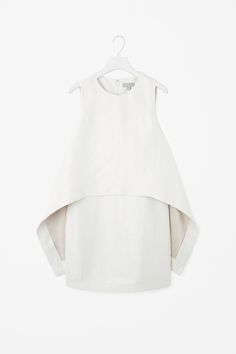COS | Layered linen dress More