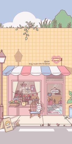 Cute Pastel Wallpaper, Soft Wallpaper, Cute Wallpaper For Phone, Anime Scenery Wallpaper, Cute Patterns Wallpaper, Aesthetic Pastel Wallpaper, Cute Anime Wallpaper, Pink Wallpaper Kawaii, Cute Wallpaper Backgrounds