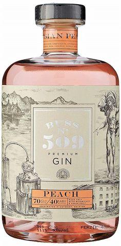 Bottle Packaging, Bottle Labels, Gin Bottles, Perfume Bottles, Scottish Gin, Gins Of The World, Premium Gin, Spiritus, Juices