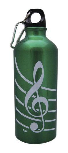 AIMAluminum Bottle G Clef