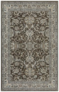 Karastan Euphoria Newbridge Brown Area Rug ** Additional details at the pin image, click it  (This is an amazon affiliate link. I may earn commission from it)