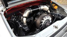 Singer Porsche 911 Silver  - Engine, 1920x1080, #117 of 144