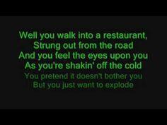 Bob Seger - Turn the Page with lyrics