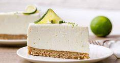 Heavenly Key Lime No Bake Keto Cheesecake - Keto Pots Keto No Bake Cheesecake, Key Lime Cheesecake, New York Style Cheesecake, Cheesecake Recipes, Keto Recipes, Key Lime No Bake, Key Lime Desserts, Low Carb Keto, Heavenly