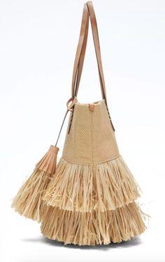 Banana Republic Raffia Tote Handbag NWT $98 Sold Out | eBay