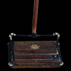 Queen Mary's Dolls' House - a mini Ewbank carpet sweeper