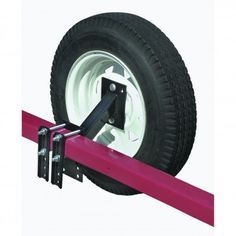 spiffy tire carrier from Harbor Freight