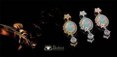 Pendants made in yellow gold, white, red 18k emerald, blue sapphire, ruby and opal