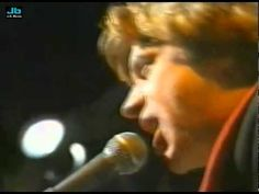 "Dave Edmunds with his hit version of Bruce Springsteen's ""From Small Things (Big Things One Day Come)"""