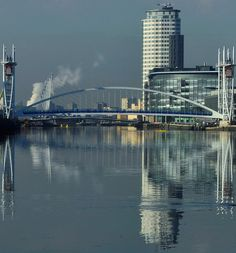 salford quays manchester england | Flickr - Photo Sharing!