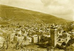 Nablus-نابلس: NABLUS - Late 19th, early 20th c. 123 - (Matson Collection) (Per Reem Ackall)