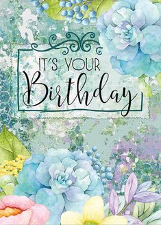 Birthday Greetings Friend, Happy Birthday Wishes Quotes, Birthday Wishes And Images, Best Birthday Wishes, Birthday Messages, Funny Happy Birthday Images, Happy Birthday Art, Happy Birthday Beautiful, Birthday Verses