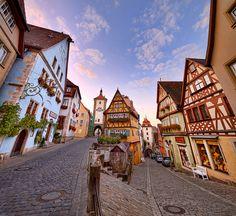 Vert_31208_13_ETM2 / Rothenburg ob der Tauber, via Flickr.