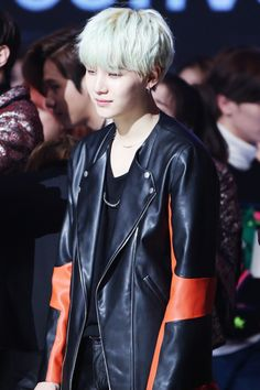 151231   BTS   Shinwa Perfect Man performance   Min Yoongi/Suga   © grapefruit0309