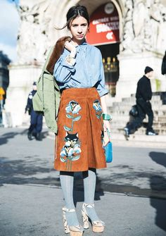 You are drawn to feminine silhouettes and have a soft spot in your heart for vintage finds, which is why this season's retro-inspired styles are just what you need for spring. A full skirt,...