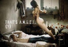 THAT'S A.N.G.E.L.  [?]