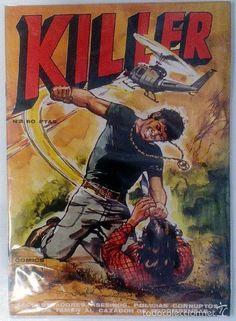 KILLER 02 (Tebeos y Comics - Vértice - Otros)